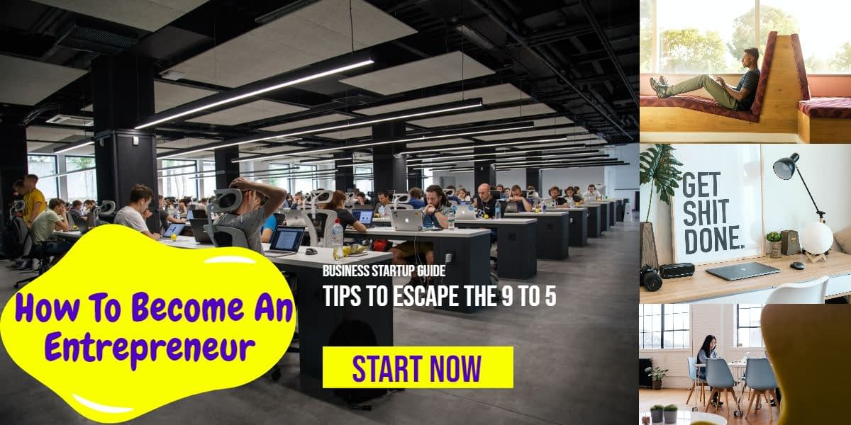 How To Become An Entrepreneur _ Business Startup Guide