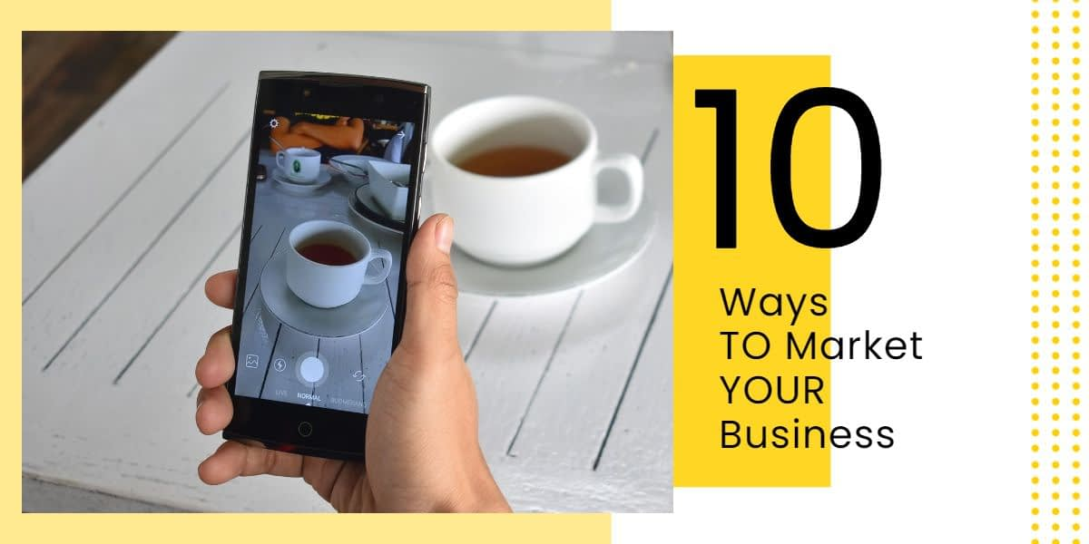 10 simple ways to market your business online and earn money